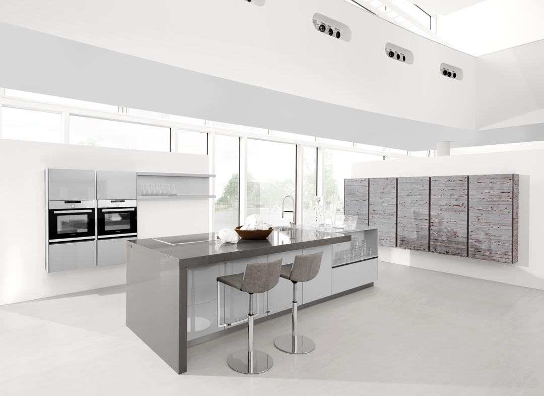Kitchens in Leicester - Granby Street Showroom