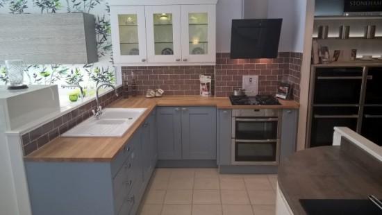 Dewhirst Kitchen Showroom