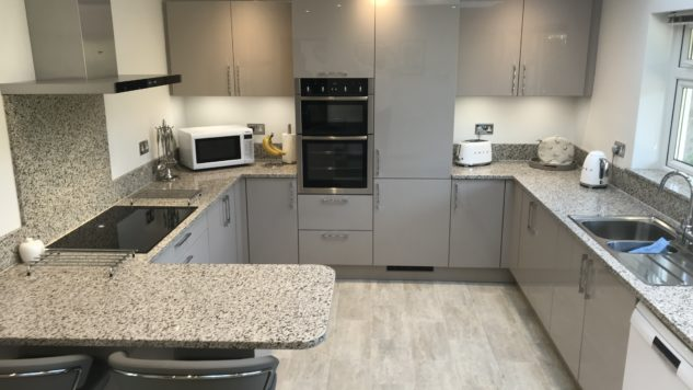 Kitchen Planners and Installers Leicester