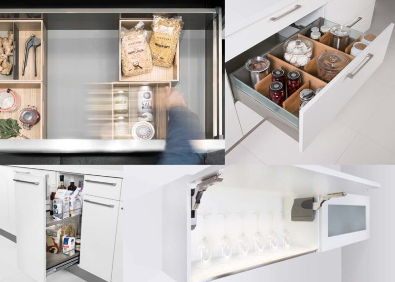 Wondrous Kitchen Storage Ideas For Small Spaces Dewhirst Kitchens Interior Design Ideas Tzicisoteloinfo