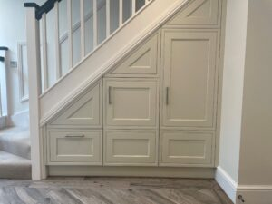 Staircase Storage Solution